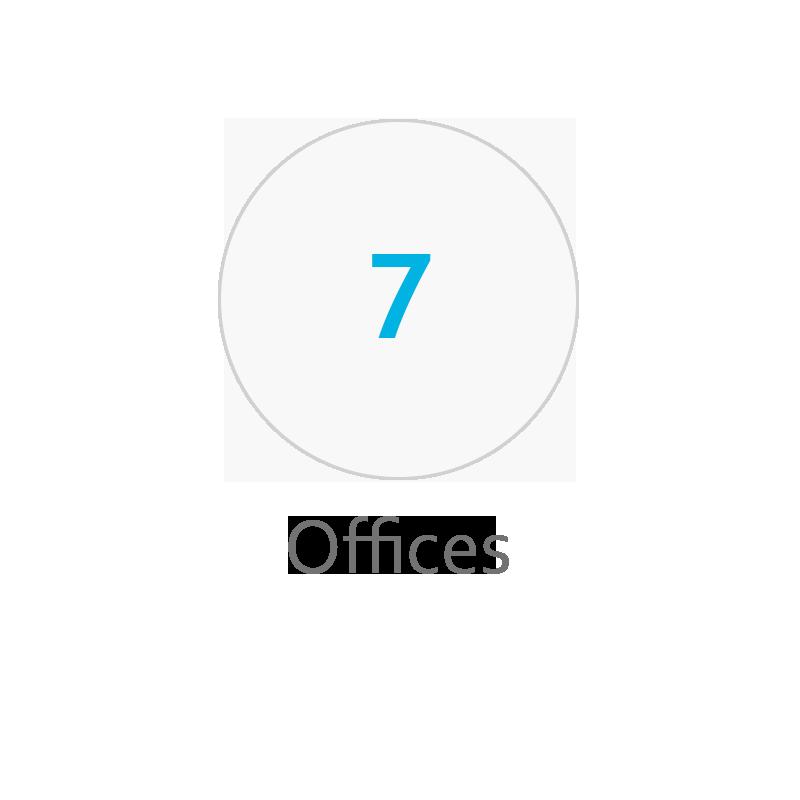 Nisum 7 Offices