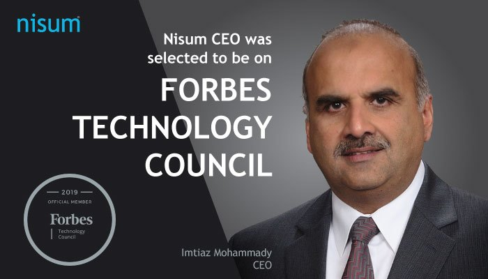 Forbes Technology Council - Imtiaz