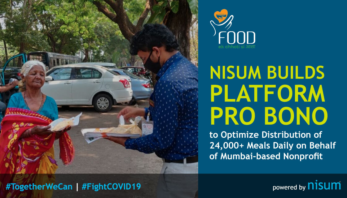 Nisum Developers Build Pro Bono Platform in Eight Days to Feed Stranded Laborers in the World's Most Densely Populated City 1