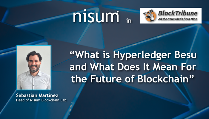Nisum-BlockTribune-Hyperledger_Besu_Mean_for_Future_of_Blockchain-Banner